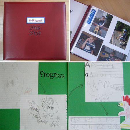 M&Mprogress book