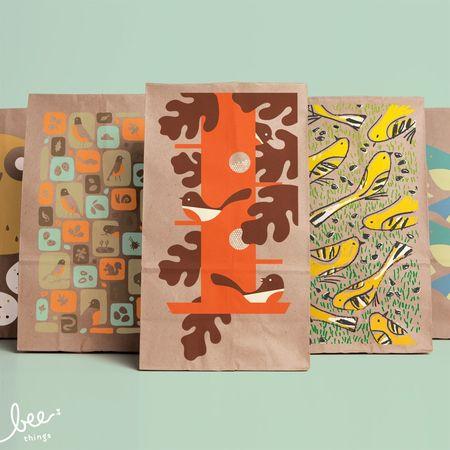 Bird-bags