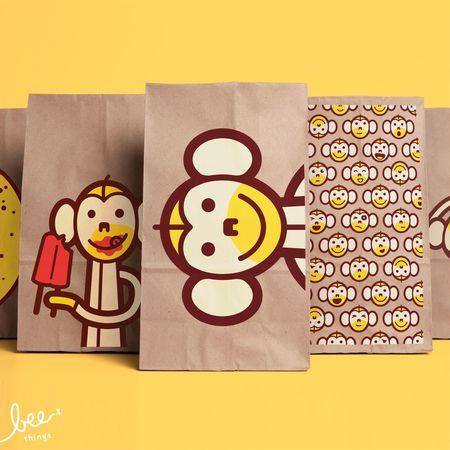 Monkey-bags