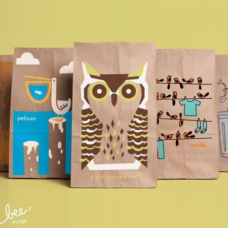 Owl-bags